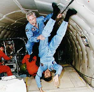astronaut pen writes upside down - photo #34