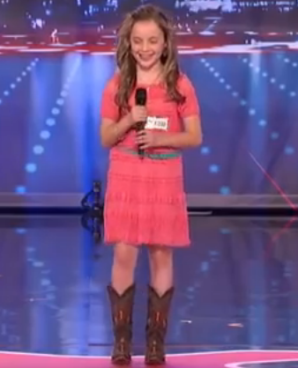 Chloe Channel - AGT