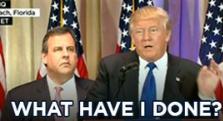 Cristie = Trump