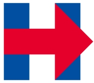 Hillary campaign logo